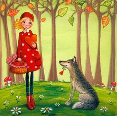 LRRH by Mila Marquis Little Red Riding Hood