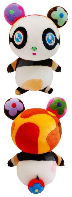 Louis Vuitton Putipanda plush. For $5,000.00, you can own the adorable Superflat panda.