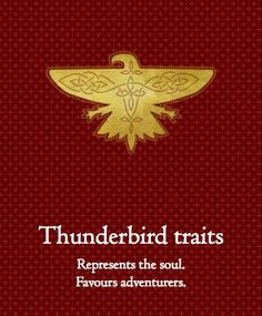 Thunderbird - Ilvermorny Houses - Fantastic Beasts and Where to Find Them - Pottermore