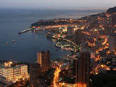 Monaco, Monte-Carlo - Iloved this glitzy little piece of land :)
