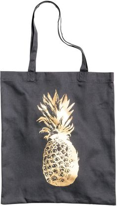 H&M - Tote Bag with Motif