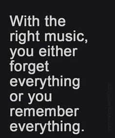 It can either take you away from your troubles, or flood you with memories until you can't take it anymore. {Music is a beautiful, and tragic thing} <3
