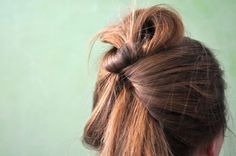 Ducks in a Row - All Things Parties + DIY: Easy as 1, 2, 3 Step Updo