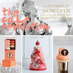 How is it that only now I discover Cake Opera Co.???