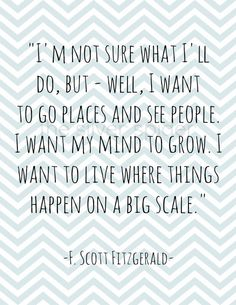 Yep, that pretty much sums it up! f scott fitzgerald quotes Pretty Words, Beautiful Words, Cool Words, Wise Words, Great Quotes, Quotes To Live By, Me Quotes, Inspirational Quotes, Qoutes