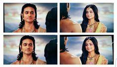 Ram and Sita ♥ - Siya Ke Ram
