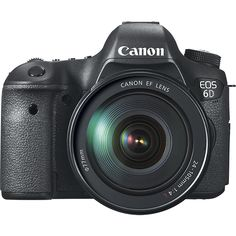 Cannon 6D DSLR camera allows you to share images and video wirelessly...I really want this camera!! Anyone??