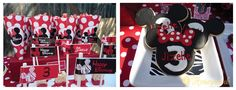 Minnie Mickey BD party