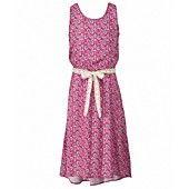 Lucky Brand Girls Dress, Girls Printed High-Low Dress