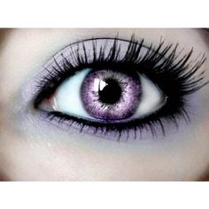 purple eyes - Google Search   eyes   Pinterest ❤ liked on Polyvore featuring beauty products, skincare, eye care and eyes