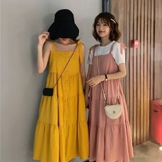 Korean Girl Fashion, Korean Fashion Trends, Ulzzang Fashion, Couple Outfits, Modest Outfits, Casual Outfits, Korean Outfit Street Styles, Korean Outfits, Teen Fashion Outfits