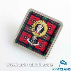Boyd Clan Crest Pin