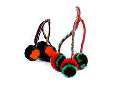 Llavero Bolita Wayuu - Catálogo de Productos - Artesanías de Colombia