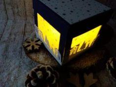 Explosionsbox für ein LED - Licht