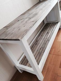 DIY: Konsollbord