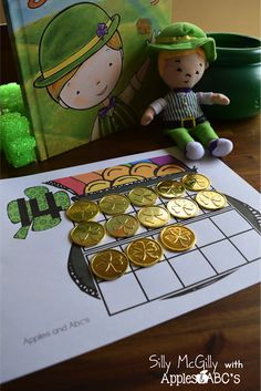 Silly McGilly: St. Patrick's Day Fun in the Classroom {Giveaway}