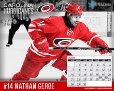 Download your June wallpaper by clicking on Nathan Gerbe!