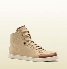 Men's Gucci Hi-Top Sneaker