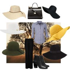 """""""In the shade"""" by mollylsanders on Polyvore"""