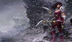 Sivir bandida| League of Legends
