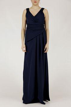 Armani collezione donna NMA30T NM015 918 P/E14 donna abito vestito