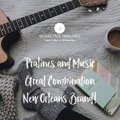 deliciouspralines.com New Orleans Brand Pralines & Music New Orleans, Music, Life, People, Musica, Musik, Muziek, People Illustration
