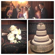 Sunday weddings are always so sweet- we are so happy for Mr. And Mrs. Goldsmith! #lovebirdsevents #bollinghaxallhouse