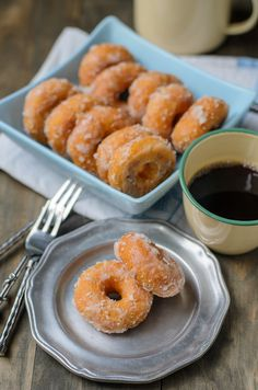 Kuih Keria / Kumara Donuts ~ Sweet potato donuts