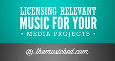 May 2012 - The Music Bed licenses relevant music for your media projects. You can  use our music in slideshows, promo videos, educational videos, corporate  productions, trade show media and more!  themusicbed.com