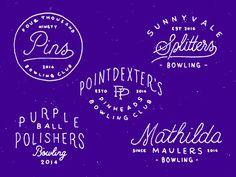 Yahoo Bowling Logos