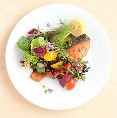 塩鮭とアボカドのソテーの作り方・レシピ   暮らし上手