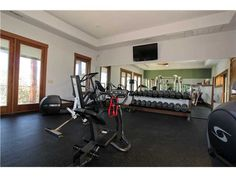 WOW... what a cool workout room!!    8015 Sharon Rd. Leander TX 78641   Property Listing   MLS# 8022012   Austin City Living Real Estate