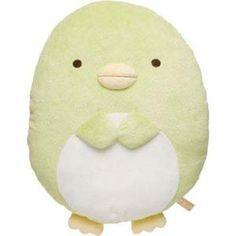 Sumikko Gurashi Mini Pillow -- Penguin