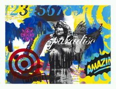 Paradiso Marveloso (Giclee Signed Limited Edition of 100) by Ben Allen
