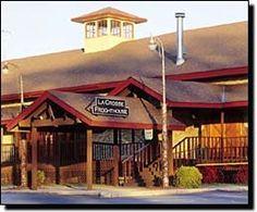 Freighthouse Restaurant - La Crosse Wisconsin justintrails.com