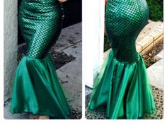 SEA MELODY mermaid tail the little mermaid tail by MTBGBOUTIQUE