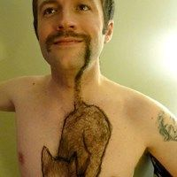 Your Movember Was Not as Productive as This Guy's