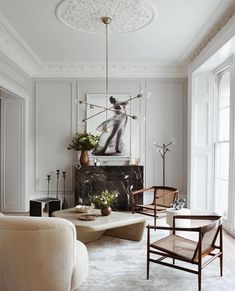 couch living room room furniture shui living room room inspiration and white living room room inspiration room ideas living room ideas Living Room Sets, Home Living Room, Living Room Designs, Living Room Decor, Living Spaces, Cozy Living, London Living Room, French Living Rooms, Room Interior