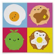 Resultado de imagen para pinturas de frutas y verduras