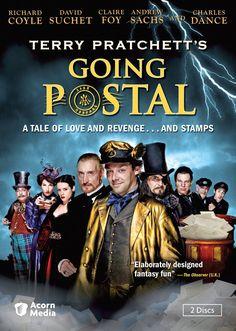 Terry Pratchett: Going Postal: Coyle, Dance