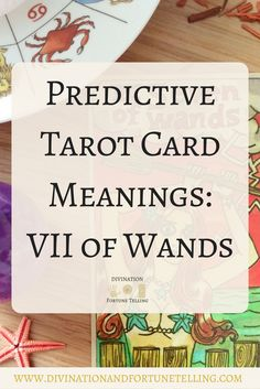 In a Tarot card reading, The Seven of Wands in a spread can be a symbol of defensiveness and advantage. This post includes vintage and modern fortune telling meanings of the 7 of Wands, ideal for the advanced reader or those just learning the cards. These interpretations can be used with any of the decks (Rider Waite, Marseilles etc.) Cards used in this post are from Dame Darcy's Mermaid Tarot Deck.