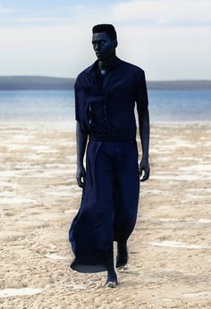 Lukhanyo Mdingi the 23-year-old phenom changing south african fashion   read   i-D