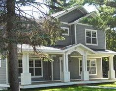 Exterior Paint Sherwin Williams Anonymous And Urbane Bronze By Mollie Around The House