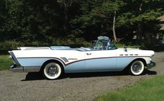 1957 Buick Roadmaster offered for auction | Hemmings Motor News
