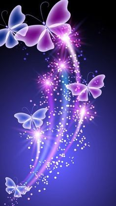 iPhone Wallpaper HD Purple Butterfly is the best high-resolution screensaver picture You can use this wallpaper as background for your desktop Computer Screensavers, Android or iPhone smartphones 3d Wallpaper For Mobile, Heart Wallpaper, Cute Wallpaper Backgrounds, Love Wallpaper, Galaxy Wallpaper, Cellphone Wallpaper, Wallpaper Downloads, Iphone Wallpaper, Butterfly Wallpaper Iphone