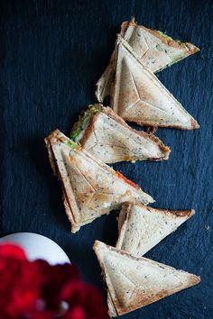 Toasts - drei leckere Kreationen