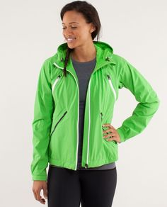 Perfect water-resistant jacket from lulu