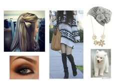 """""""Holly #1"""" by foreversweetie ❤ liked on Polyvore featuring Forever 21 and Almost Famous"""