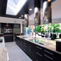 Somrak Kitchens Design Ideas, Pictures, Remodel, and Decor