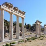 Ancient Agora of Kos Island Dodecannese